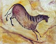Prehistoric Paintings - Horse a la Altamira by Michal Boubin