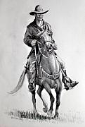 William Hay - Horse and Rider