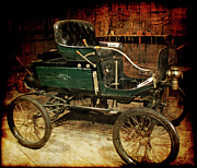 Carriages Art - Horseless Carriage by Ernie Echols