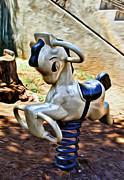 Gregory Dyer - Horsey Ride