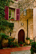 Provence Digital Art Originals - Hostelliere by John Galbo