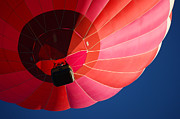 Hot Air Balloon Prints - Hot Air Balloon 4 Print by Ernie Echols