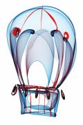 Hot Air Balloon Prints - Hot Air Balloon Print by Ann Garrett