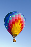 Hot Air Balloon Prints - Hot Air Balloon Print by Steve Williams