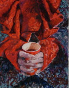 Hot Chocolate Print by Elisabeth De Vries