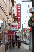 Castro Photos - Hot Cookie at The Castro Theater in San Francisco . 7D7607 by Wingsdomain Art and Photography