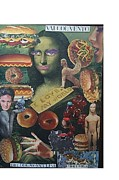 What Is Life?  Mixed Media - Hot Dog Monna Lisa by Francesco Martin