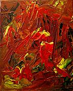 Change Paintings - Hot Flashes by Karen L Christophersen