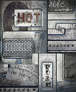 Hot Art - Hot Here by Carol Leigh
