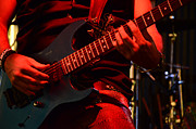 Live Music Photos - Hot Licks by Bob Christopher
