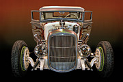Pomona Prints - Hot Rod Lincoln too Print by Bill Dutting