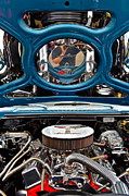 Buick Grill Prints - Hot Rod Print by Robert Harmon