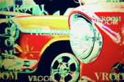 Photographic Art Art - Hot Rod sound by Toni Hopper
