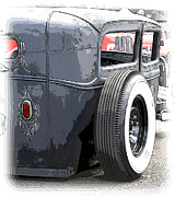 Hot Rods Forever Print by Steve McKinzie