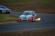 Australian Ford Photos - Hot Shot by Cheryl Hall