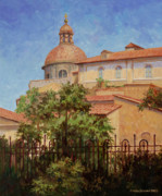 Paiting Originals - Hot Summer in Rome by Arkady Zrazhevsky