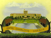 All - Hotel Charlotte Harbor by Charles Peck