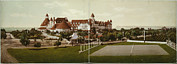 Hotel Del Coronado Framed Prints - Hotel Del Coronado, Coronado Beach Framed Print by Everett