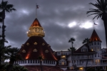 Hotel Photo Prints - Hotel Del Coronado Print by Frank Garciarubio