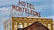 Hotel Digital Art Prints - Hotel Monteleone - New Orleans Print by Bill Cannon