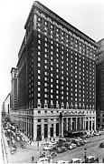 Hotel Pennsylvania, New York City Print by Everett