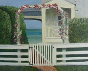 Emerald Coast Originals - House by the Gulf by John Terry