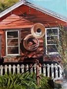 House Music Print by George Kramer