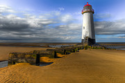 Lighthouse Art - House of Light by Adrian Evans