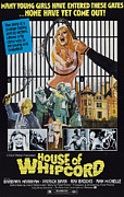 Irving Posters - House Of Whipcord, Top Penny Irving Poster by Everett