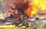 Miki De Goodaboom - Houses in Fire