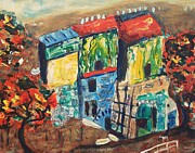 Suzanne  Marie Leclair - Houses in Italy