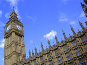 Buildings - Houses of Parliament by Roberto Alamino