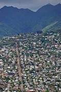 Sami Sarkis - Housing development and mountains