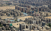 Middle East Photos - Housing Expansions by Magalie L