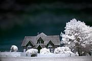 Infrared Originals - Hovander Homestead 1 by Julius Reque