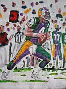 Vikings Originals - How Favre Will He Go by David Hipwell