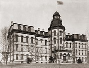 Howard University Was Founded In 1867 Print by Everett