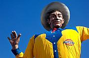 State Fair Photos - Howdy Folks by J Vincent Scarpace