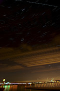 Startrail Photos - Hudson Star Trails by Mike Horvath
