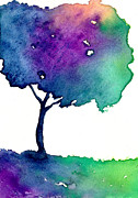 Pride Paintings - Hue Tree II by Brazen Edwards-Hager
