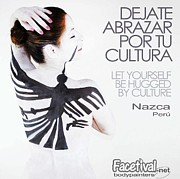 German Acosta - Hugged By Nazca Culture