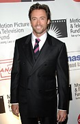 Motion Picture Prints - Hugh Jackman At Arrivals For Motion Print by Everett