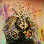 Dan MacCosbe - Hugs the Porcupine