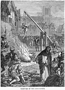 Huguenots: Persecution Print by Granger