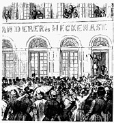 Hungarian Home Rule, 1848 Print by Granger