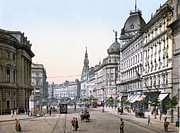 Buggy Photos - HUNGARY: BUDAPEST, c1895 by Granger