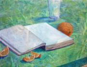 Oranges Painting Originals - Hunger and Thirst by Arlissa Vaughn
