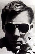1960s Portraits Metal Prints - Hunter S. Thompson, 1960s Metal Print by Everett