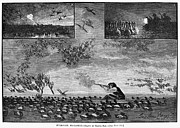 Wildfowl Prints - Hunting: Wildfowl, 1880 Print by Granger