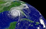 Padre Art - Hurricane Ivan in Gulf of Mexico